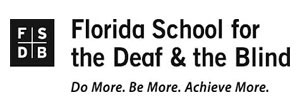 florida-school-for-the-deaf-and-the-blind-logo-design