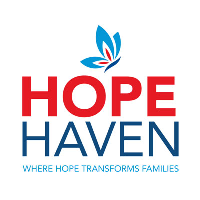 Hope Haven logo redesign by RLS Group advertising agency