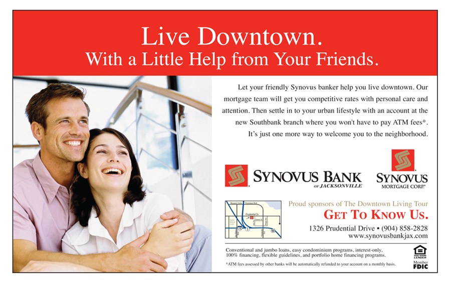 bank advertising campaigns by RLS Group advertising and marketing agency in Jacksonville Florida
