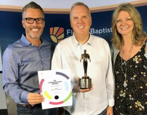 Video presentation wins Telly Award and Communicator Award - RLS Group advertising agency produces and writes video presentations