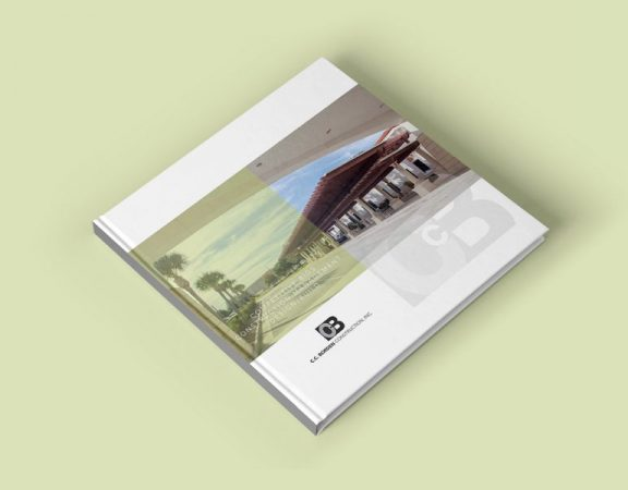 company capabilities brochure