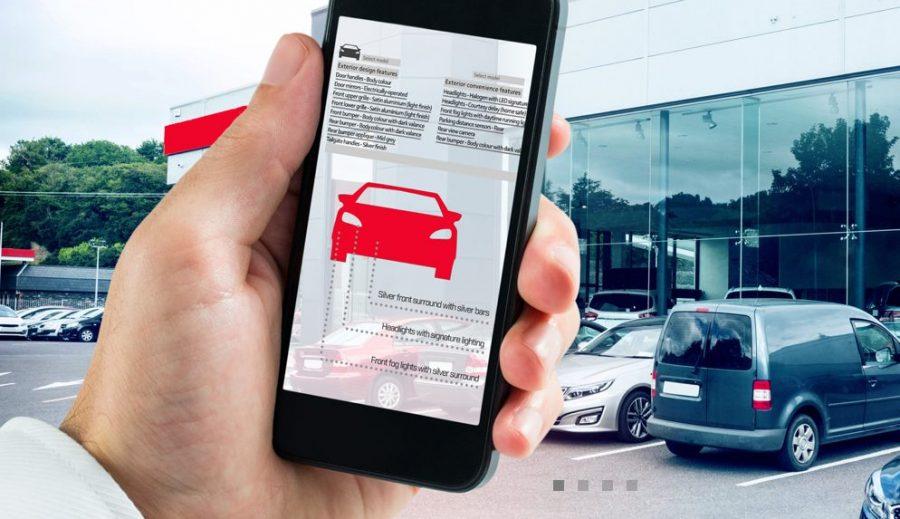 auto dealer website development